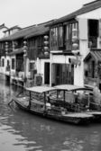 Shanghai rural village — Stock Photo