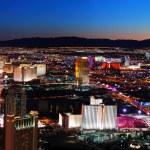 Las Vegas panorama — Stock Photo