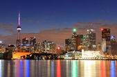 Toronto cityscape — Stock Photo