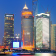 Shanghai cityscape — Stock Photo #18983759