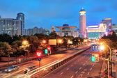 上海ストリート ビュー — ストック写真