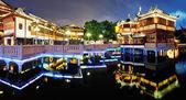 Costruzione della pagoda di shanghai — Foto Stock