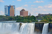 Niagara-fälle-closeup — Stockfoto