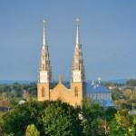 Ottawa Notre Dame Basilica — Stock Photo #19611171