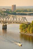 Ottawa city view — Stock Photo