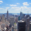 New York City Manhattan panorama — Stock Photo #19631847