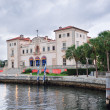 Stock Photo: Miami Vizcaya