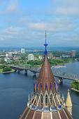 Ottawa stadsbild — Stockfoto