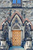 Vecchio porta a ottawa — Foto Stock