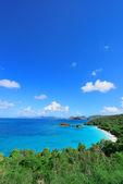Playa de las islas vírgenes — Foto de Stock