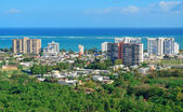 San Juan aerial view — Stock Photo
