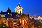 Quebec stad — Stockfoto