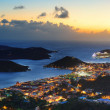 Постер, плакат: St Thomas sunset
