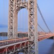 George Washington Bridge — Stock Photo #26468143