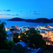 St Thomas mountain view in early morning — Stock Photo #26468691