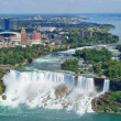 Niagara Falls closeup — Stock Photo