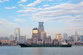 Shanghai morning — Stock Photo