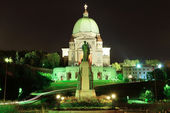 St. Joseph's Oratory — Stock Photo