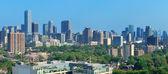 Toronto city panorama — Stock Photo