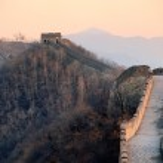 Great Wall sunset — Stock Photo #27045609