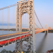 George Washington Bridge — Stock Photo #27046013