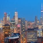 Toronto dusk — Stock Photo #27046341