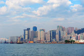 Hong Kong architecture — Stock Photo