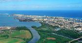 San Juan aerial view — Stock Photo