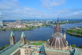 Ottawa cityscape — Stock Photo