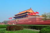 Tiananmen in Beijing — Stock Photo