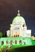 St. Joseph's Oratory — Stock Photo