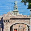 Porte Dauphine in Quebec City — Stock Photo