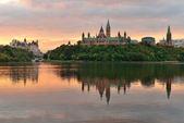 Ottawa morning — Stock Photo