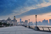 Shanghai Waitan — Stockfoto