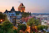 Quebec city — Stockfoto