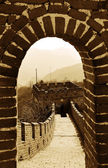 Great Wall — Stockfoto