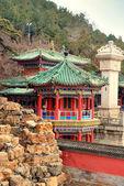 Arquitectura antigua de beijing — Foto de Stock