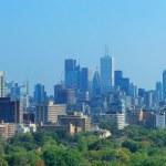 Toronto city panorama — Stock Photo #29885511