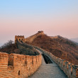 Great Wall sunset — Stock Photo #29885869