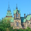 Ottawa historical buildings — Stockfoto