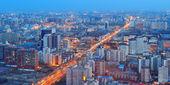 Pekin geceleri — Stok fotoğraf