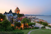 Quebec City — Zdjęcie stockowe