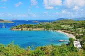 Virgin Islands Beach — Stockfoto