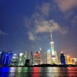 Shanghai at night — Stock Photo #31644745