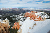 Bryce canyon panorama — Stockfoto