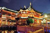 Shanghai pagoda building — Φωτογραφία Αρχείου