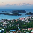 St Thomas sunrise — Stock Photo