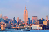 Downtown Manhattan — Stock Photo