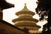 Beijing antika arkitekturen — Stockfoto