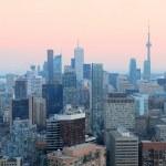 Toronto dusk — Stock Photo #36876241